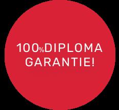 100 Diploma Garantie